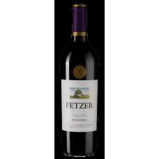 Вино «Фетцер Зинфандель Вэллей Оукс» красное полусухое 13,5% 0,75