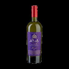 """Вино Шах Премиум """"Вионье"""" столовое белое полусладкое 0,75л кр. 12,1%"""