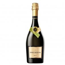 """Вино игристое """"Инкерман"""" белое брют 13,5% 0,75 П/У"""
