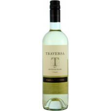 Вино «Траверса. Совиньон Блан» белое сухое 13,8% 0,75