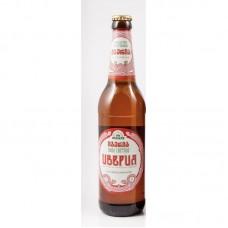 """Пиво """"Иверия"""" светлое 4,7% 0,5 ст"""