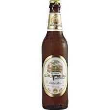 """Пиво """"Тбилиси"""" классическое пастериз. светлое 0,5л кр.4,8% (стек.)"""