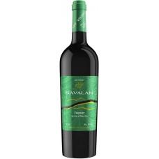 """Вино Савалан """"Вионье"""" белое сухое 0,75л кр.14%"""