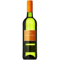 """Вино Поль Сапан """"Джаст"""" Шардоне, белое сухое 0,75л кр.13%"""