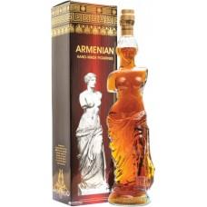 Коньяк Армянский Афродита 40% 5 лет 0,5 п/у