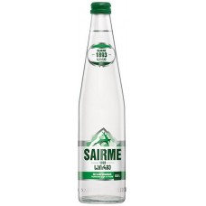 Родниковая вода Саирме (родн.) 0,5л