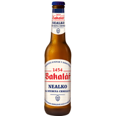 Пиво Бакалар холодного охмеления Б/А 0,33
