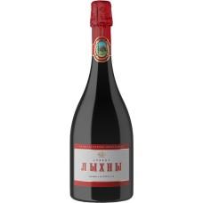 """Вино игристое """"Лыхны"""" красное полусладкое 12% 0,75"""