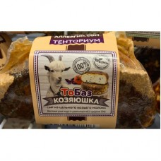 "Сыр ""Козяюшка Тобас"" томат и базилик из козьего молока 1 кг"