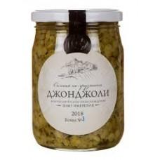 """Закуска """"Пермерис"""" Джонджоли соленый"""" 670 гр"""