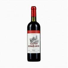 """Винный напиток кагор """"Новый Афон"""" красное сладкий 16% 0,75"""