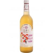 Винный напиток сладкий «Китайское сливовое» 10,5% 0,75
