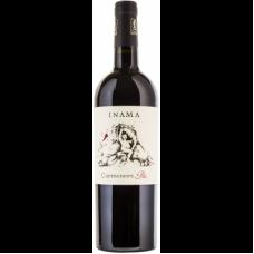 """Вино """"Венето Россо Инама Карменер Пью"""" красное сухое 13,5% 0,75"""