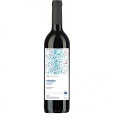 """Вино """"Висмино Ахашени"""" красное полусладкое 11,5% 0,75"""