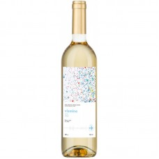 "Вино ""Висмино Киси"" белое сухое 12,5% 0,75"