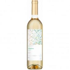 """Вино """"Висмино Мцване"""" белое сухое 13% 0,75"""