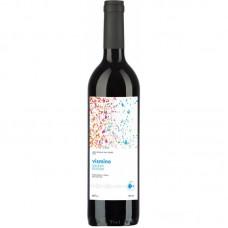 """Вино """"Висмино Оджалеши"""" красное полусладкое 11,5% 0,75"""