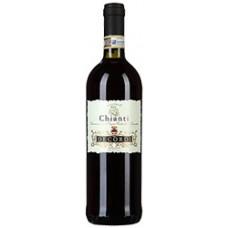 "Вино ""Кьянти""Декорди"" красное сухое 12,5% 0,75"