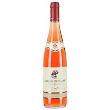 Вино «Барон де Валлс» розовое полусухое 11,5% 0,75