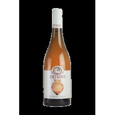 """Вино Артвайн """"Ркацители Квеври"""" столовое белое сухое 0,75л кр.13%"""