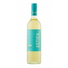 "Вино Астика ""Шардоне"" белое полусухое, 0,75л. кр.13%"