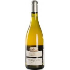 """Вино Бадагони """"Кахетинское Благородное"""" белое сухое 13,5% 0,75"""