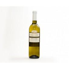 """Вино Бадагони """"Пиросмани""""столовое белое полусухое 0,75л кр.10,5-12,5%"""