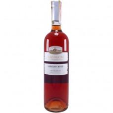 """Вино Бадагони """"Саперави Розе"""" розовое сухое 12-14% 0,75"""