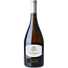 """Вино Бадагони """"Традиции Алаверди"""" столовое белое сухое 0,75л кр.12-14%"""