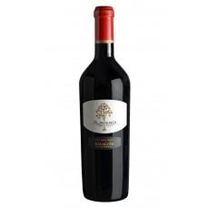 """Вино Бадагони """"Традиции Алаверди"""" столовое красное сухое 0,75л кр.12-14%"""