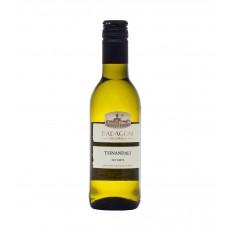 "Вино Бадагони ""Цинандали"" белое сухое 0,187л кр.12-14%"