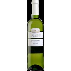 "Вино Бадагони ""Цинандали"" белое сухое 0,75л кр.11-13%"