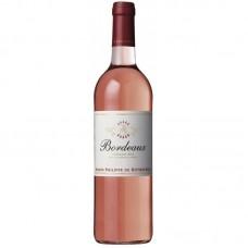 "Вино Барон Филипп де Ротшильд ""Бордо Розе"" розовое сухое 0,75л кр.12,5%"