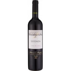 """Вино Бернар Магре """"Лейенда"""" красное сухое 0,75л кр.13%"""