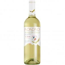 "Вино Бодегас и Винедос де Агирре ""Кокоро"" Совиньон Блан, бел. сух. 0,75л кр.12,5%"