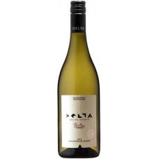 Вино ДЕЛЬТА Совиньон Блан Мальборо 2018 г белое сухое 13% 0,75л.