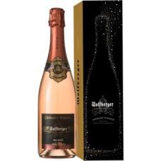 """Вино игристое """"Вольфберже"""" Креман д,Эльзас Розе брют 0,75л кр.12%"""