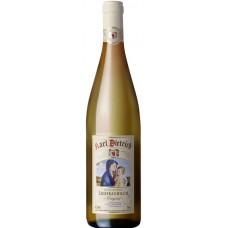 """Вино Карл Дитрих """"Молоко Любимой Женщины"""" белое полусладкое 0,75л кр.9,5%"""