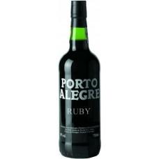 "Вино ликерное ""Порто Алегре Руби"" 19% 0,75"