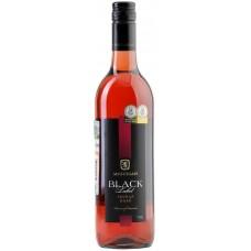 Вино Макгиган Блэк Лейбл Розе Шираз розовое полусухое 0,75л кр.11,5%