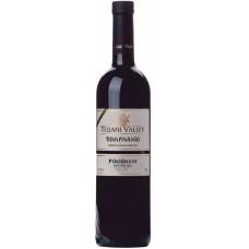 """Вино Телиани Вели """"Пиросмани"""" столовое красное полусухое 0,75л кр.12%"""
