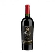 """Вино Шах Премиум """"Мадраса"""" столовое красное сухое 0,75л кр.13,8%"""