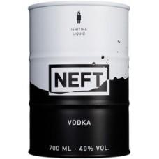 """Водка """"Нефть"""" 40% 0,7 ж/б"""