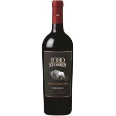 Вино 1000 Сториз Зинфандель 2018, красное полусухое  14,5% 0,75