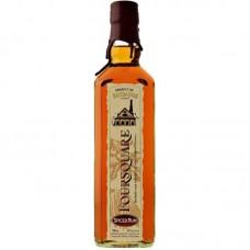 """Напиток спиртной """"Форскваер"""" Спайст Ром 0,7л кр.37,5%"""