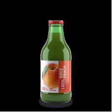 """Нектар """"JUICE"""" 100% персиковый с мякотью 0,25 стекло"""