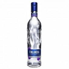 """Спиртной напиток """"Финляндия Блэккуррант"""" со вкусом черной смородины 0,5л кр.37,5%"""