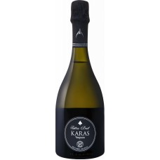 """Вино игристое """"Карас"""" экстра брют 11,5% 0,75"""