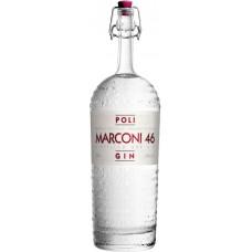 """Джин """"Поли Маркони 46"""" 0,7л кр.46%"""