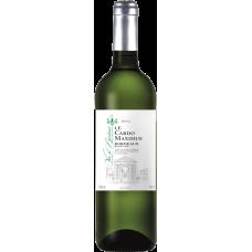 "Вино Мэзон Буэ ""Ле Кардо Максимус"" белое сухое 0,75л кр.12,5%"